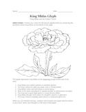 King Midas Glyph Activity