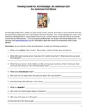 """""""Kit Kittredge"""" Viewing Guide"""