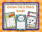 Kitchen Call & Match Bundle {like Bingo(R)}