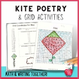Kite Days Math Grid and Poetry Activities