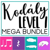 Kodaly Level 1 Mega Bundle