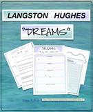 LANGSTON HUGHES DREAMS