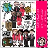 LDS missionary bundle by melonheadz