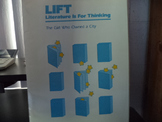 LIFT   LITERATURE IS FOR THINKING