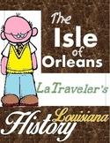 LOUISIANA - Isle of Orleans Purchase