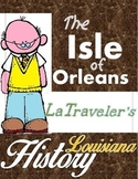 LOUISIANA - Isle of Orleans Purchase