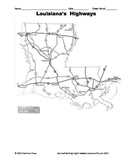 LOUISIANA - Maps, Maps, Maps
