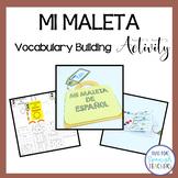 La Maleta {End of the School Year Activity}