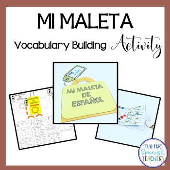 La Maleta {End of the School Year Activity}