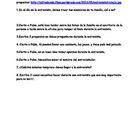 La Temida Entrevista Spanish infographic questions