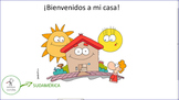 La casa 2- learning about the house in Spanish