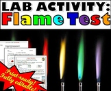Lab Activity: Flame Test