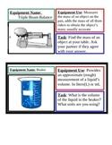 Lab Equipment Cards: Lab Practical