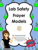 Back to School Lab Safety Frayer Model