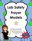 Back to School Lab Safety Frayer Model