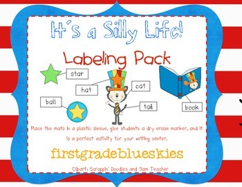 Label It! Silly Life!