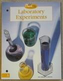 Laboratory Experiments Holt Chem File Chemistry Lab Manual