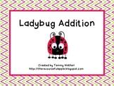 Ladybug Addition Mats