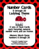 Ladybug Numbers