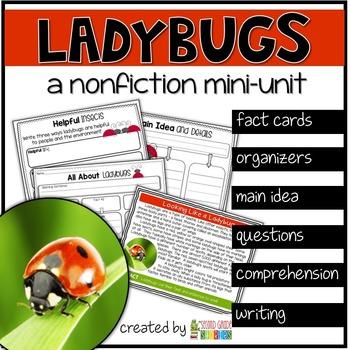 Ladybugs ~ a nonfiction mini-unit