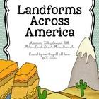 Landforms Across America