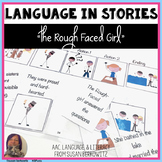 Language Activities for The Rough Faced Girl _ language sk