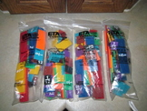 Large Set of Math Manipulatives/Materials from CUISENAIRE - NEW!