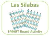 Las Silabas-SMART Board Activity