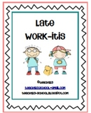 Classroom Management: Late Work