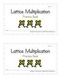 Lattice Multiplication: Student Practice Booklet