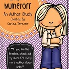 Laura Numeroff- Author Study