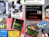 Trayvon Martin Zimmerman Presentation + Quiz + Flashcards