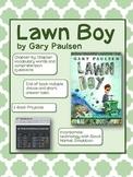 Lawn Boy Novel Guide, Test, Online Stock Market Simulation