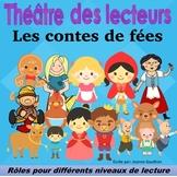 Le Théâtre des lecteurs - French Readers' Theatre
