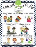 Learner Profiles: Multiple Intelligences and Learning Styles