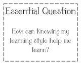 Learning Styles Tips for Kids
