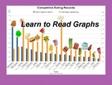 Learning to Read Graphs