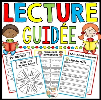 Lecture guidée     (french product for guided reading)