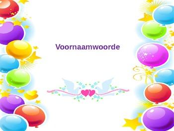 Leer my van voornaamwoorde
