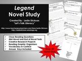 Legend Novel Study - Updated