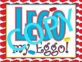 Lego Poster with fun Call-out for students (S.T.E.M., Robo