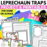 Leprechaun Traps: A St. Patrick's Day Family Project