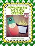 Leprechaun and Pot of Gold Craftivity