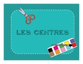 Les Centres Labels (French)
