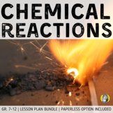 Lesson Plan Bundle: Chemical Reactions