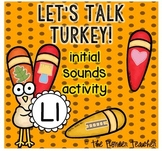 Let's Talk Turkey - Initial Sounds