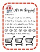 Let's Go Shopping: Recognizing and Adding Coins/Money