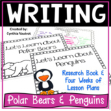 Polar Bears and Penguins {Common Core Aligned}