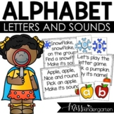 Let's Practice Alphabet Sounds