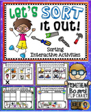 Let's Sort It Out Super Assortment Interactive Activities 1